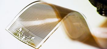 Biocompatible electrodes could treat neurological disorders
